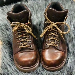 Vintage DR. MARTENS Leather women's